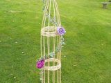 Willow Bridal Obelisk