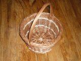 Willow Egg gathering basket