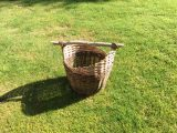 Asymmetrical Willow Basket