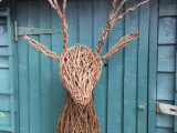 Willow Deer Head