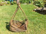 Willow Zarzo hanging basket 2