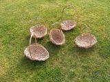 Willow Bridesmaids flower baskets