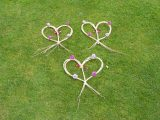 Willow Bridal Hearts